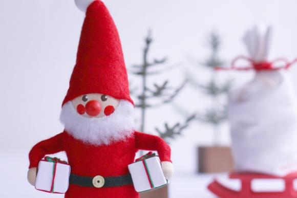小学生に「サンタクロースはいるの?」と聞かれたら何と答えますか?